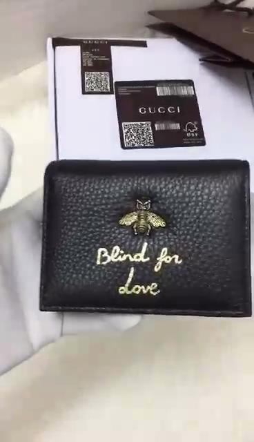 グッチ 財布 メンズ GUCCI 二つ折り財布 小銭入れ付 レザー 150413-CAO0N-1001
