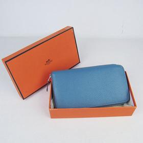 ブランド通販HERMES-エルメス-H016-zh-blue 財布 激安屋-ブランドコピー